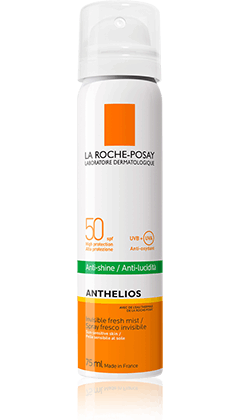 ANTHELIOS TRANSPARENTES GESICHTSSPRAY LSF50  packshot from Anthelios, by La Roche-Posay