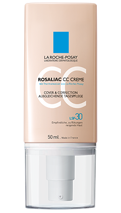 ROSALIAC CC CREME packshot from Rosaliac, by La Roche-Posay