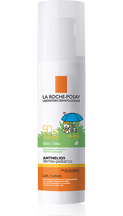 Anthelios Dermo-Kids Baby-Milch LSF50+  packshot from Anthelios, by La Roche-Posay