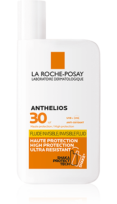 ANTHELIOS TRANSPARENTES FLUID LSF30 packshot from ANTHELIOS SONNENSCHUTZ, by La Roche-Posay