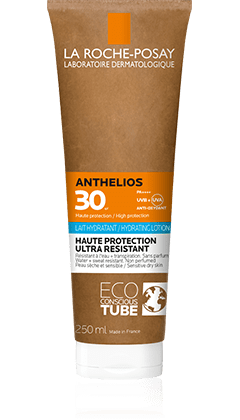 Anthelios Eco-conscious Feuchtigkeitsspendende Lotion LSF30 packshot from ANTHELIOS SONNENSCHUTZ, by La Roche-Posay