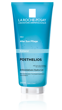 Posthelios Antioxidans Hydra-Gel packshot from Anthelios, by La Roche-Posay