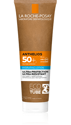 Anthelios Eco-conscious Feuchtigkeitsspendende Lotion LSF50+  packshot from ANTHELIOS SONNENSCHUTZ, by La Roche-Posay