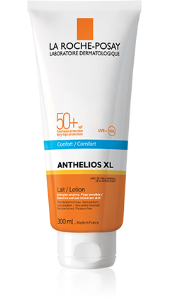 AntheliosMilch LSF50+  packshot from Anthelios, by La Roche-Posay