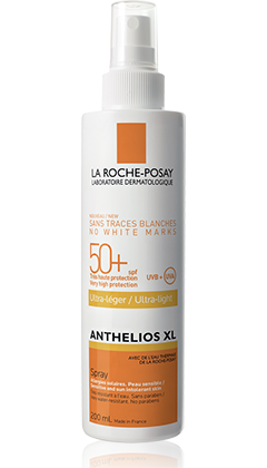 ANTHELIOS  LSF 50+  SPRAY packshot from Anthelios, by La Roche-Posay