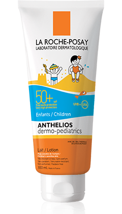 ANTHELIOS DERMO-KIDS MILCH LSF50+ packshot from Anthelios, by La Roche-Posay