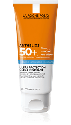 Anthelios Lait hydratant SPF50+ packshot from Anthelios, by La Roche-Posay