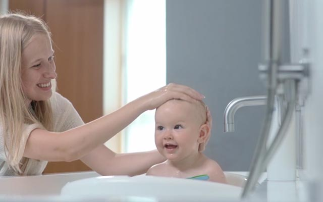 How to prevent baby skin irritations ?