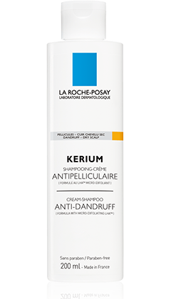 KERIUM SHAMPOOING-CREME ANTI-PELLICULAIRE packshot from Kerium, by La Roche-Posay