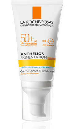 Anthelios Pigmentation SPF50+ packshot from Anthelios, by La Roche-Posay