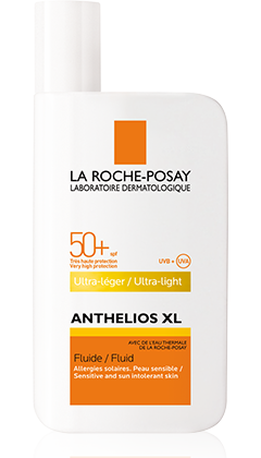 ANTHELIOS XL SPF 50+ FLUIDE ULTRA-LEGER   packshot from Anthelios, by La Roche-Posay