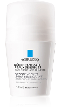 DEODORANT PHYSIOLOGIQUE ROLL-ON packshot from Déodorants, by La Roche-Posay