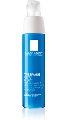 Toleriane   : ultra nuit packshot from Toleriane : Peaux intolérantes, by La Roche-Posay