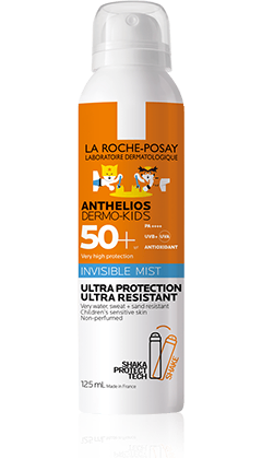 ANTHELIOS DERMO-PEDIATRICS  BRUME INVISIBLE SPF50+ packshot from Anthelios, by La Roche-Posay