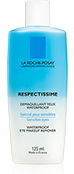 RESPECTISSIME  DEMAQUILLANT YEUX WATERPROOF packshot from Respectissime, by La Roche-Posay