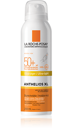 ANTHELIOS BRUME INVISIBLE SPF50+ packshot from Anthelios, by La Roche-Posay